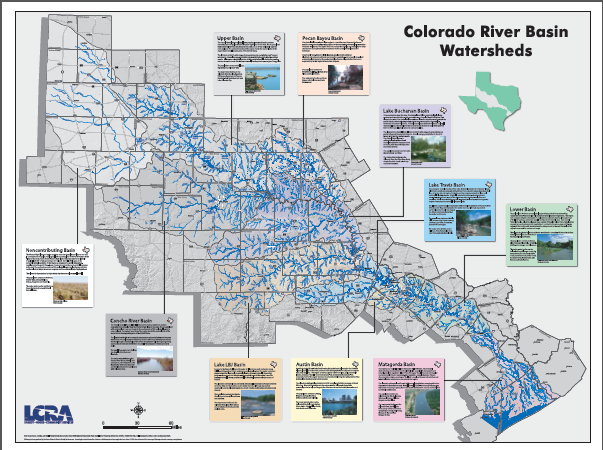 Colorado River Watersheds